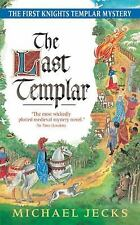 The Last Templar (Knights Templar series)-ExLibrary