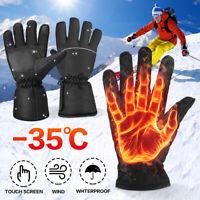 Handschuhe für Männer und Frauen Isolierte warme Thermohandschuhe Heizhandschuhe