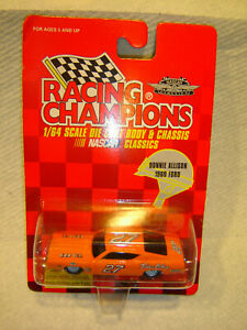 DONNIE ALLISON #27 1969 Ford Torino F Back RACING CHAMPIONS NASCAR CLASSICS 1/64