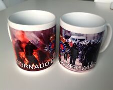 HM Prison Service ceramic mug Tornado Dares Wins Prison Officer gift