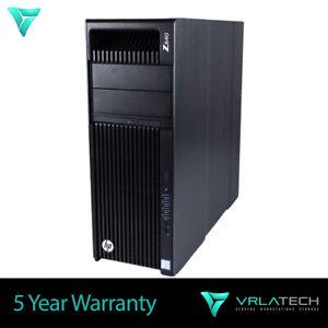 HP Z640 Workstation 32GB RAM E5-1650v4 1x 1TB HDD K2200