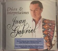 Juan Gabriel - Duos & Interpretaciones [CD New]