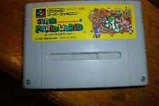 US Seller Super Famicom SFC Super NES Nintendo SNES Super Mario World