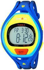 Timex Tw5m016009j Womens Grey Dial Digital Quartz Watch With Resin Strap