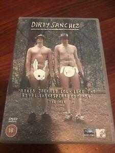Dirty Sanchez-Series I-Front End  DVD Jackass