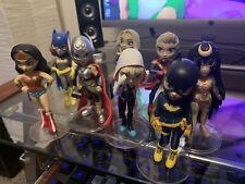 Funko Rock Candy Dc Marvel Batgirl Wonder Woman Spidergwen + As Is Lot