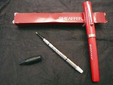 Sheaffer no nonsense roller pen vintage penna a sfera in scatola box Boeing rare