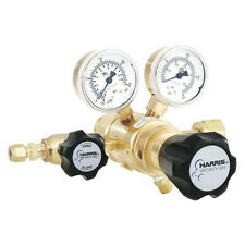 Harris Kh1138 Specialty Gas Lab Regulator Two Stage Cga 350 0 To 125 Psi