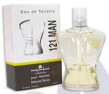 Colonia 121 MAN Hombre Prady Perfume generico hombre eau de Toilette 100 ML.
