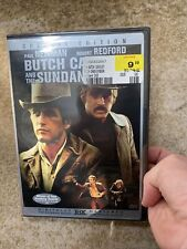 Butch Cassidy and the Sundance Kid (Dvd, 2005) New Redford
