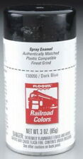 Floquil 130050 Railroad Aerosol Dark Blue 3-oz