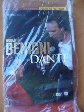DVD  ROBERTO BENIGNI   TUTTO DANTE-INFERNO CANTO X
