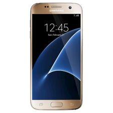 Samsung Galaxy S7 (32GB) Gold Sim Free Unlocked - Refurbished - 1 Year Warranty