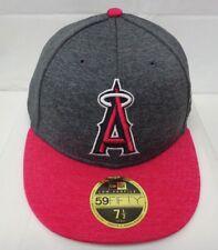 945c6a90 Los Angeles Angels Men's New Era 59FIFTY 7 1/2 Low Profile Cap Hat Pink