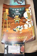 "Mondo Simpsons ""Kamp Krusty"" Poster"
