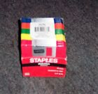 """NEW STAPLES 25 CT DISKETTES - DOUBLE-SIDED HIGH DENSITY 1.44 MB 3.5"""" 89 MM"""