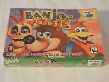 Banjo-Tooie (Nintendo 64, 2000) Factory Sealed! Great Condition!