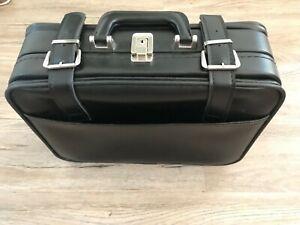 Flugkoffer, Koffer, Bordcase, schwarz