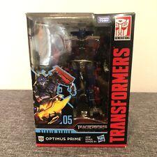 Transformers studio series 05 Optimus Prime NIB