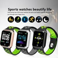 Smart Watch IP67 Waterproof Heart Rate Blood Pressure Monitor Fitness Tracker