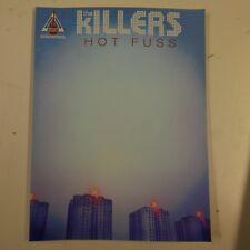 THE KILLER hot fuss , guitar / TAB edition