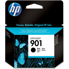 Nuevo Genuino Original HP 901 CC653AE Cartucho de tinta negra OfficeJet 4500 J4500 Etc