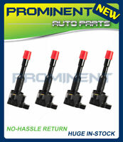 4 Ignition Coils Replacement for 2003-2011 Honda Civic Hybrid 1.3L UF374 5C1405