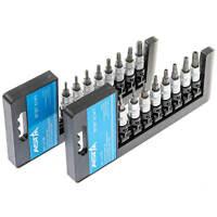 Torx Nüsse Steckschlüssel Satz Steck Nuss 1/4 Zoll mit Loch Bohrung Werkzeug Set