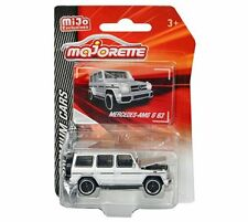 Majorette 1:64 Premium Cars Mercedes-AMG G 63 Silver MiJo Exclusives 3052MJ8