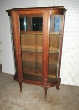 Bowfront China Cabinet