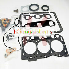 New STD Full Gasket Set Kit fit for Yanmar 3TNA68 engine #Q8168 ZX
