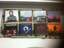 John Fogerty 8 CDs Collection