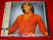 ANDY GIBB - SHADOW DANCING - JAPAN CD - WPCR-15160 - OUT OF PRINT