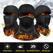 Outdoor Winter Warm Full Face Windproof Mask Hood Warmer for Motorcycle Riding