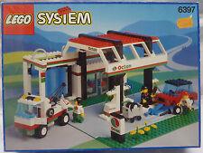 Sehr alte Lego Octan Tankstelle 6397 NEU OVP