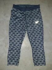 Nike Dri Fit Womens Medium Running Capris