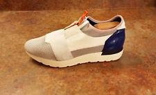 Balenciaga 'Mixed Media' White Pink Blue Orange Shoes Womens 12 US 42 Eur $695