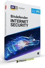 Bitdefender Internet Security 2019 für Windows 5 PC 1 Jahr | inkl. VPN