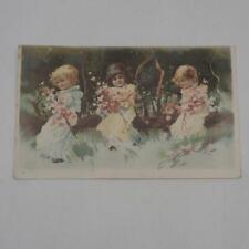 Antique Davis Sewing Machine Advertising Victorian Trade Card