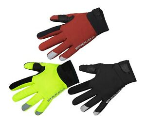 Endura Strike Gloves Men's Black | Cycling Mountain Biking MTB Winter Glove