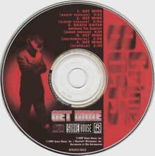Crime Boss: Get Mine PROMO MUSIC AUDIO CD T-Mix Radio Instrumental Death Notes 5