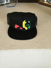 Enjoi Skateboard Panda Logo Snapback Baseball Hat Cap NOS