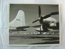 Vintage Press Photo Boeing B-50 Superfortress Bomber US Air Force Airplane 804