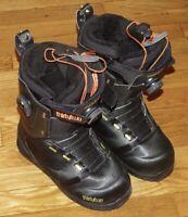 Thirtytwo Snowboard Boots Binary Boa Women's Size 7.5 Black Fall 2015