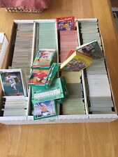 Huge Lot 4000+ CARDS 1988 - 1992 Unsorted Non Collector Selling. No Returns