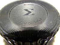 Sigma Lens Rear Cap Vintage for Olympus OM manual focus  Free Shipping Worldwide