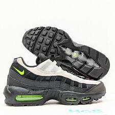 Nike Air Max 95 Essential Men's Running Training Gym Black Green AT9865-004 NIB