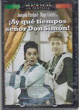 DVD - Ay Que Tiempos Senor Don Simon NEW Coleccion Mexico En Pantalla