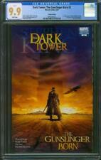 Dark Tower The Gunslinger Born 2 CGC 9.9 David Finch Variant 2018 Top 1 Movie