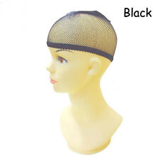 Top Lace Wig Cap Nylon Bald Wig Hair Cap Hot Stocking Snood Mesh Stretch Unisex
